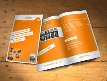 Цифровая печать брошюр